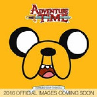 The Official Adventure Time 2016 Square Calendar