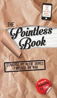 The Pointless Book -signed edition