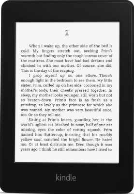 Kindle Wi-Fi Paperwhite