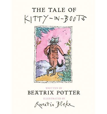 Cover The Tale of Kitty in Boots