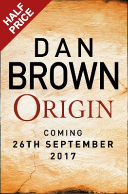 Origin:  – Robert Langdon Book 5 (Hardback)