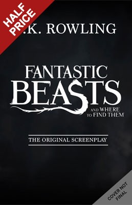 Cover Fantastic Beasts and Where to Find Them: The Original Screenplay
