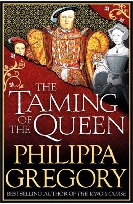 Cover The Taming of the Queen