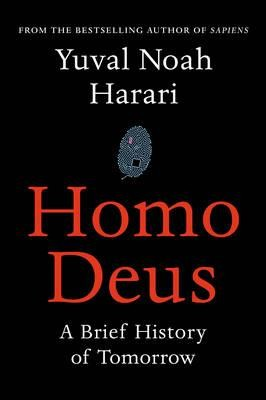 Cover Homo Deus: A Brief History of Tomorrow