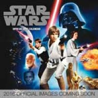 The Official Star Wars Classic 2016 Square Calendar