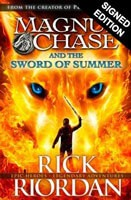 Magnus Chase and the Sword of Summer - Signed Edition