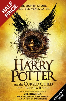 Cover Harry Potter and the Cursed Child - Parts I & II:  The Official Script Book of the Original West End Production (Hardback)