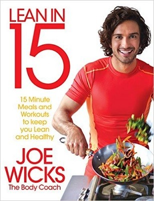 Cover Lean in 15: 15 Minute Meals and Workouts to Keep You Lean and Healthy