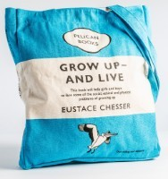 Grow Up And Live Bag