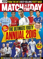 Match of the Day Annual 2016